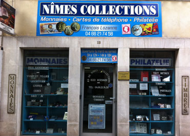 NÎMES COLLECTIONS