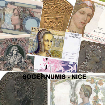 SOGEFI NUMISMATIQUE
